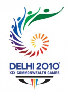 Delhi 2010 Commonwealth Games logo
